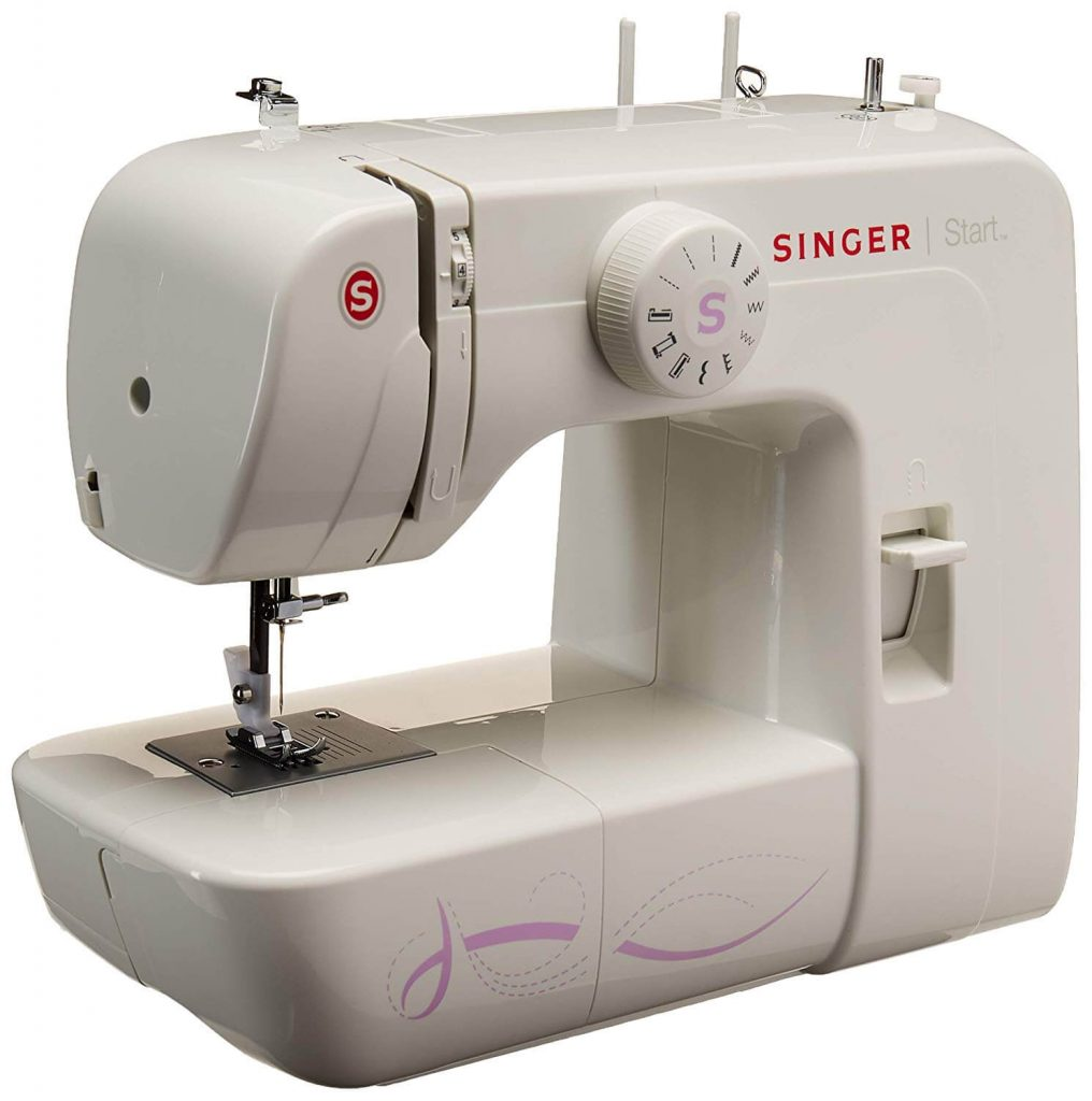 Singer Start 1306 Sewing Machine (White)
