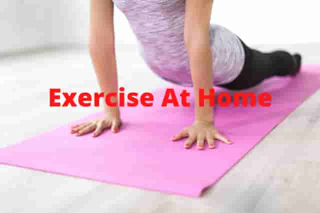 Exercise When You Are Stuck At Home