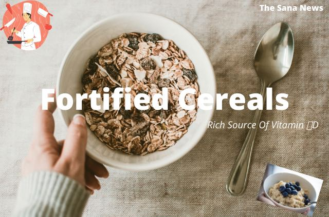 Fortified Cereals