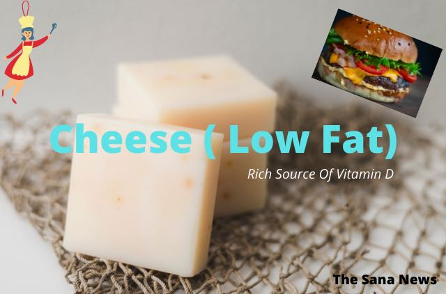 Cheese ( Low Fat)