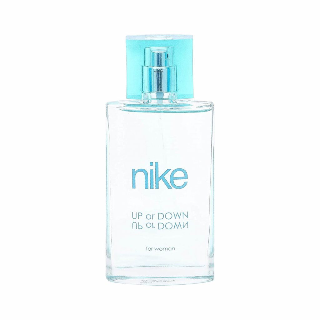 Nike Up Or Down Perf Edt Blue Eau De Toilette For Women, 75ml