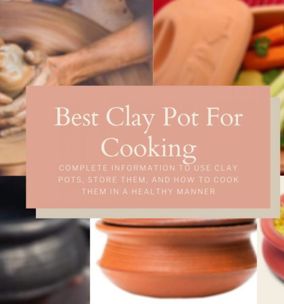 [11 Best] Clay Pot For Cooking In [2020] Review + Buying Guide