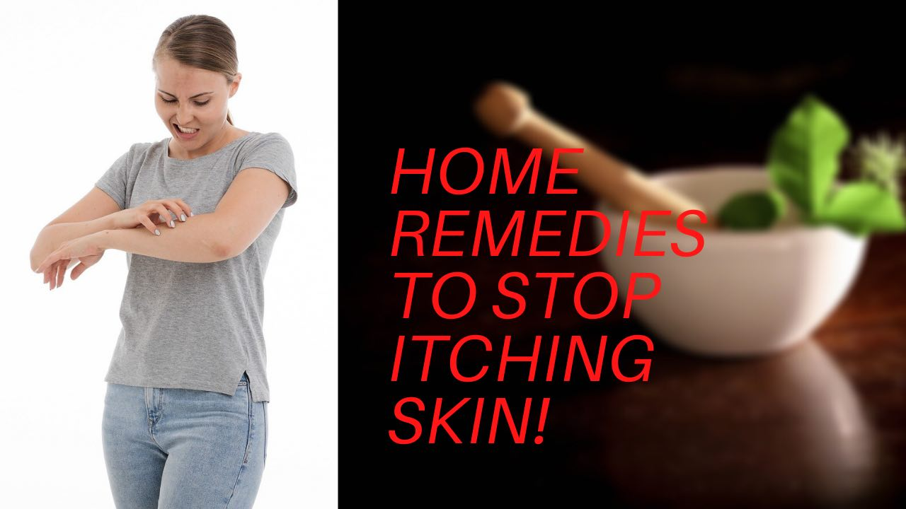skin itching, [7 Best] Home Remedies To Stop Itching Skin At Night