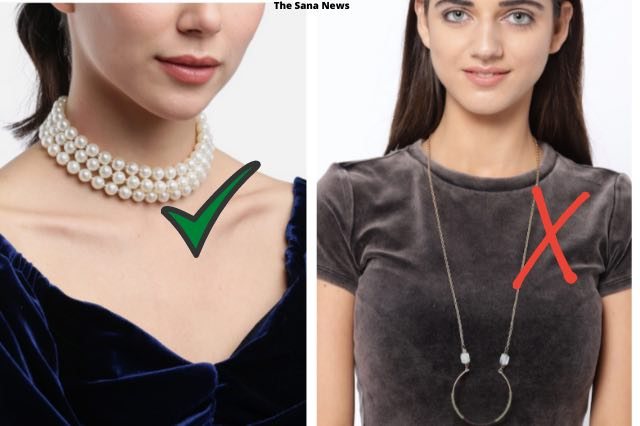 most common apple body shape jewelry image