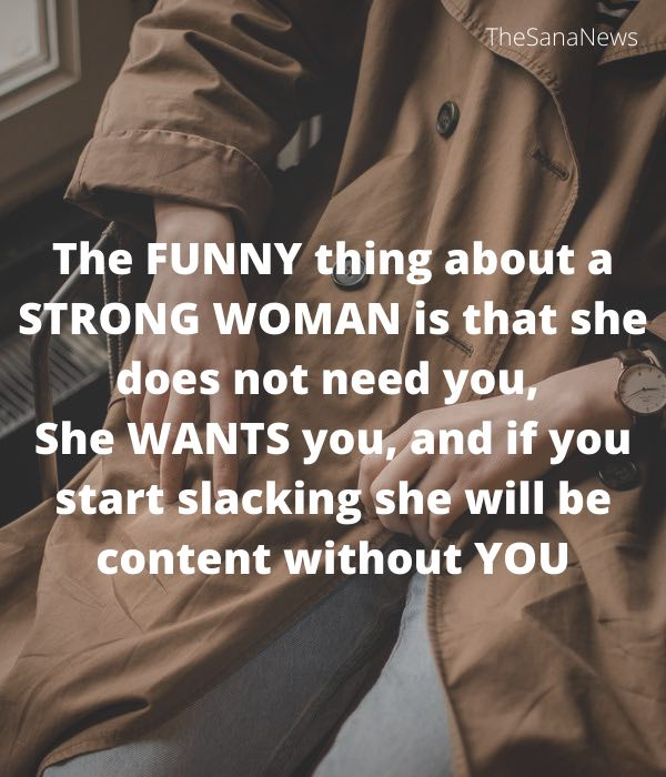 Independent Woman Quotes image