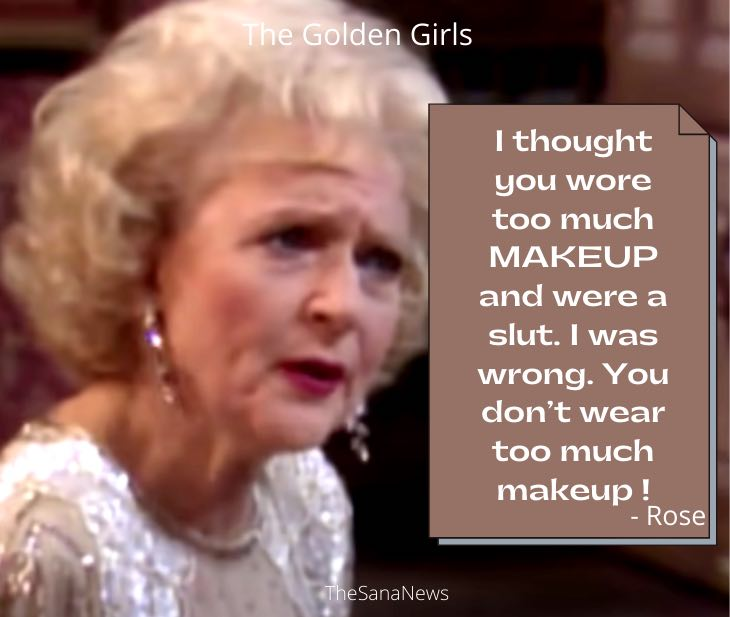 The Golden Girls Quotes  image